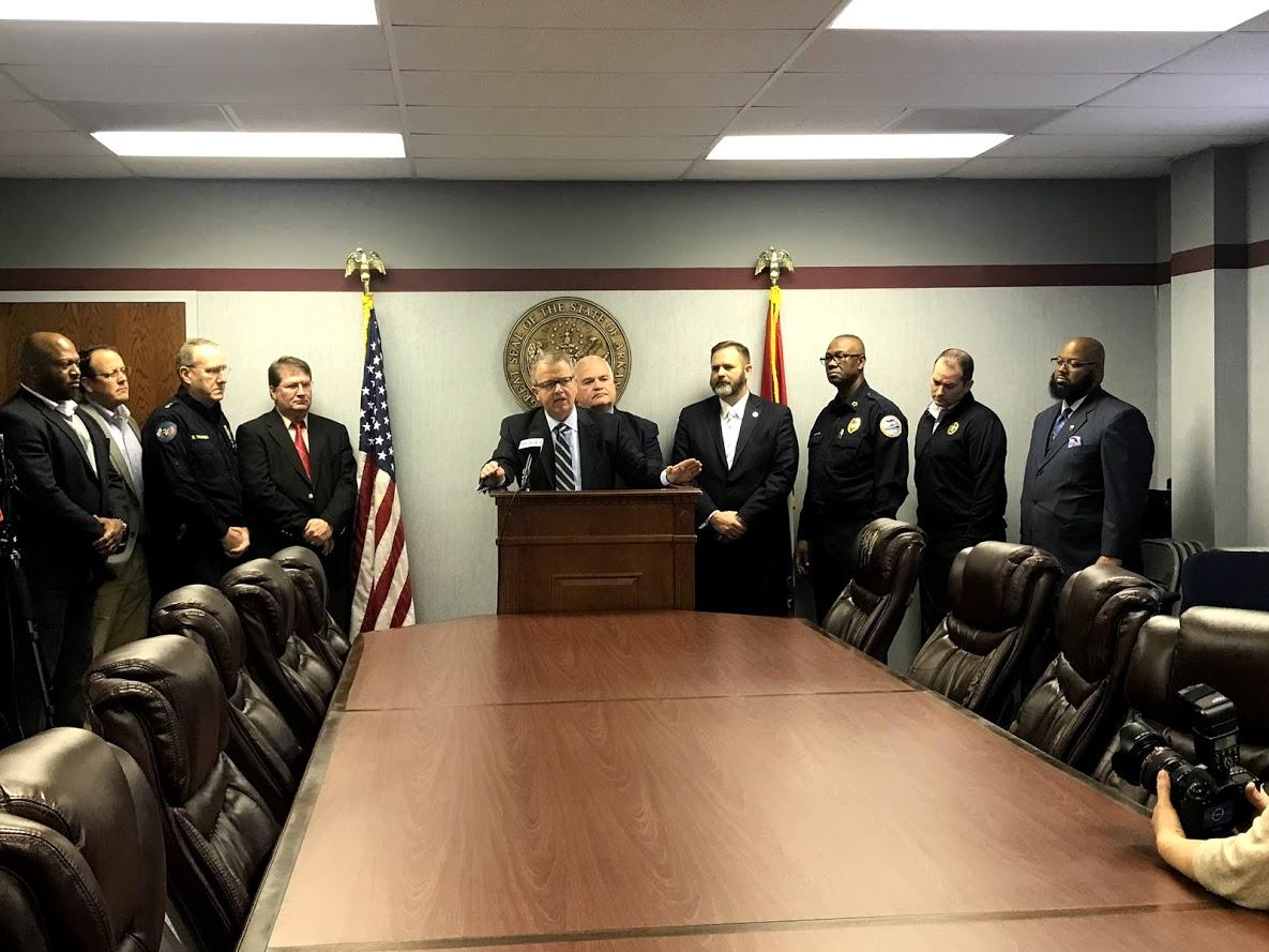 Organized Criminal Activity Task Force Press Release